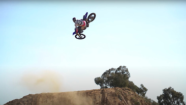 HOW TO WHIP A DIRT BIKE - Dylan Long