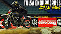 Tulsa Endurocross 2021 | RAW Hot Lap Highlights