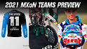2021 Motocross Of Nations | Teams, Numbers, and Prep