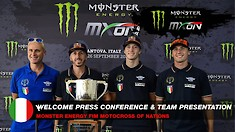 Pre-Race Coverage: Motocross of Nations