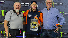 Antonio Cairoli's Number 222 to be Retired from MXGP Competition After 2021