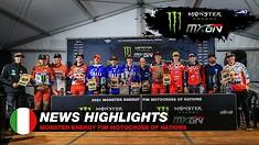 Video Highlights: Motocross of Nations