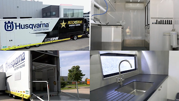 MXGP Race Trailer For Sale - Ready to Start a Team?