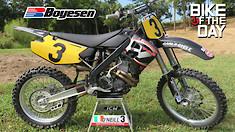 Bike Of The Day: 2002 VOR Cross 530