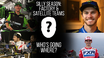 2022 Silly Season: Version 1 - Factory and Factory Satellite Teams