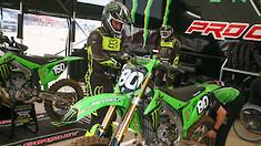 Jordon Smith and Monster Energy/Pro Circuit Kawasaki Part Ways