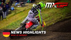 Video Highlights: MXGP of Germany