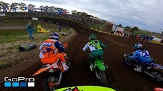 Onboard: Tim Gajser and Jago Geerts - MXGP of Germany
