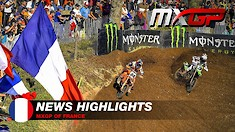 Video Highlights: MXGP of France