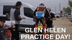Carson Mumford's Vlog - Glen Helen Practice Day