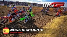 Video Highlights: MXGP of Spain