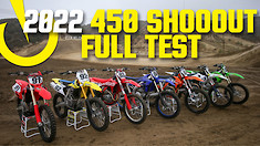 2022 Vital MX 450 Shootout - Full Test