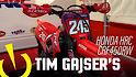FACTORY BIKE | Tim Gajser's Honda HRC CRF450RW