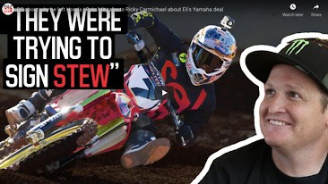 """Ricky Carmichael on Leaving Honda: """"They Were Trying to Sign Stew"""" - Pulp MX"""