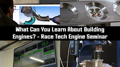 What Can You Learn About Building Engines? - Race Tech