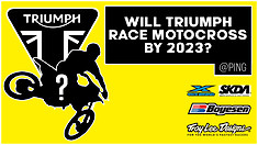 Will Triumph Race Motocross by 2023? | @Ping