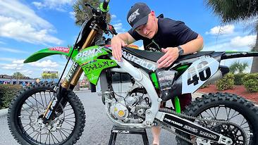 Justin Hill Returns to Racing with Partzilla/PRMX Kawasaki