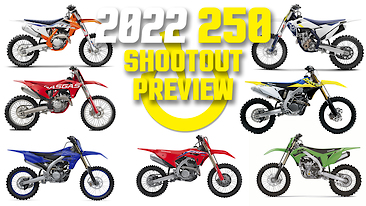 2022 Vital MX 250 Shootout Preview Show