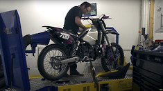 How POWERFUL is a 700cc Two-Stroke Dirt Bike!?