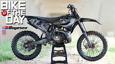 Bike Of The Day: 2021 Yamaha YZ250