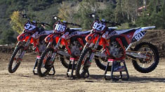 Pro Taper Introduces Team JDR KTM