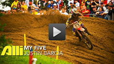 Video: My Five - Justin Barcia