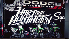 """Hart and Huntington """"Ink Rock Moto"""" Series Premiere Featuring Carey Hart"""