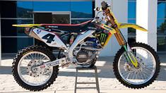 Ricky Carmichael Loretta's Bike Build