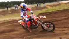 Team USA Crashes and Comments from Lommel