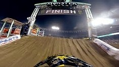 GoPro HD: Davi Millsaps Winning Run At Anaheim