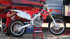 First Ride: 2013 Honda CRF250R
