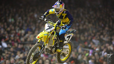 Straight Talk: James Stewart On His ACL Injury