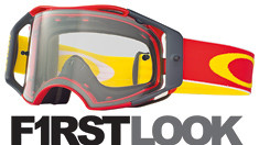 First Look: Oakley Airbrake MX Goggle