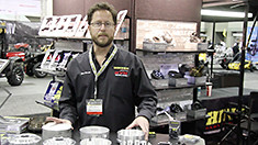 Dealer Expo 2013: Hinson Racing