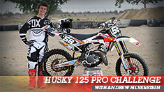 Husky 125 Pro Challenge with Andrew Silverstein