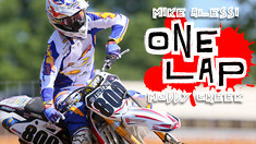 One Lap: Mike Alessi on Muddy Creek