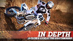 In Depth: A Closer Look at the 2014 Yamahas