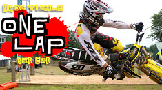 One Lap: Broc Tickle on Red Bud