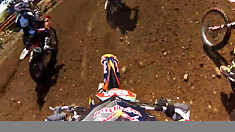 Jeffrey Herlings WFO on a KTM85