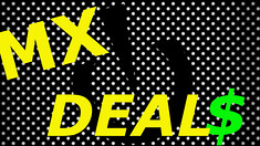 Great Deals On MX Gear and Products