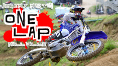One Lap: Jeremy Martin on Millville