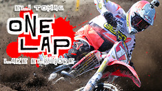 One Lap: Eli Tomac on Lake Elsinore