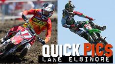 Qualifying Quick Pics: Lake Elsinore