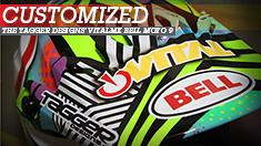 VitalMX/Tagger Designs/Bell Helmet Revealed!