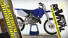 Vital Revival: 2005 YZ125, Part 2 - Suspension