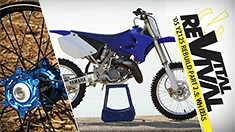 Vital Revival: 2005 YZ125, Part 2.5 - Wheels