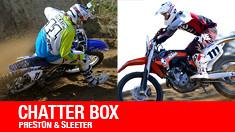 Chatter Box: Travis Preston & Michael Sleeter