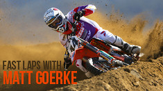 Fast Laps With Matt Goerke