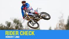 Rider Check: Robert Lind
