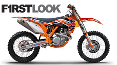 First Look: 2014 KTM 450 SX-F Factory Edition